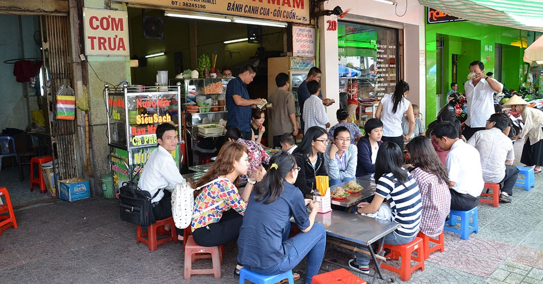 Best Restaurants and Street Food in Hanoi