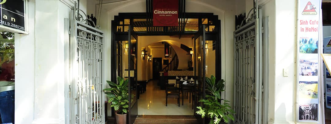 Cinnamon Cathedral Hotel