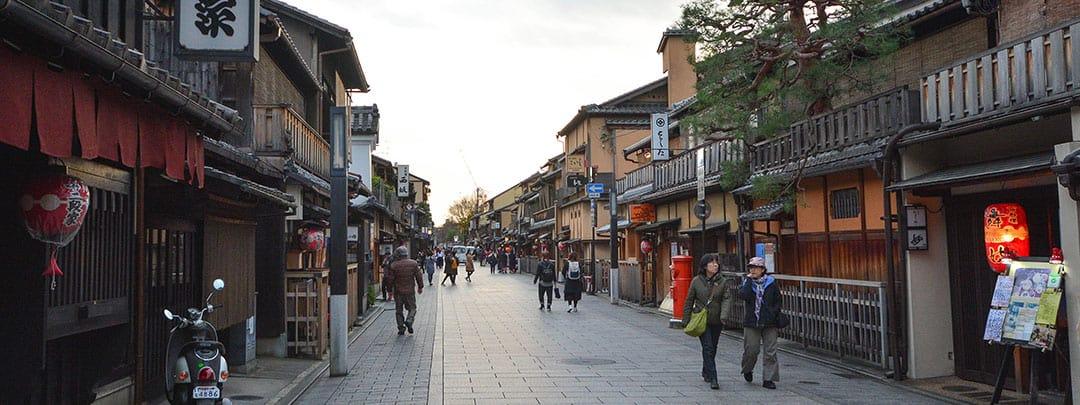 Southern Higashiyama