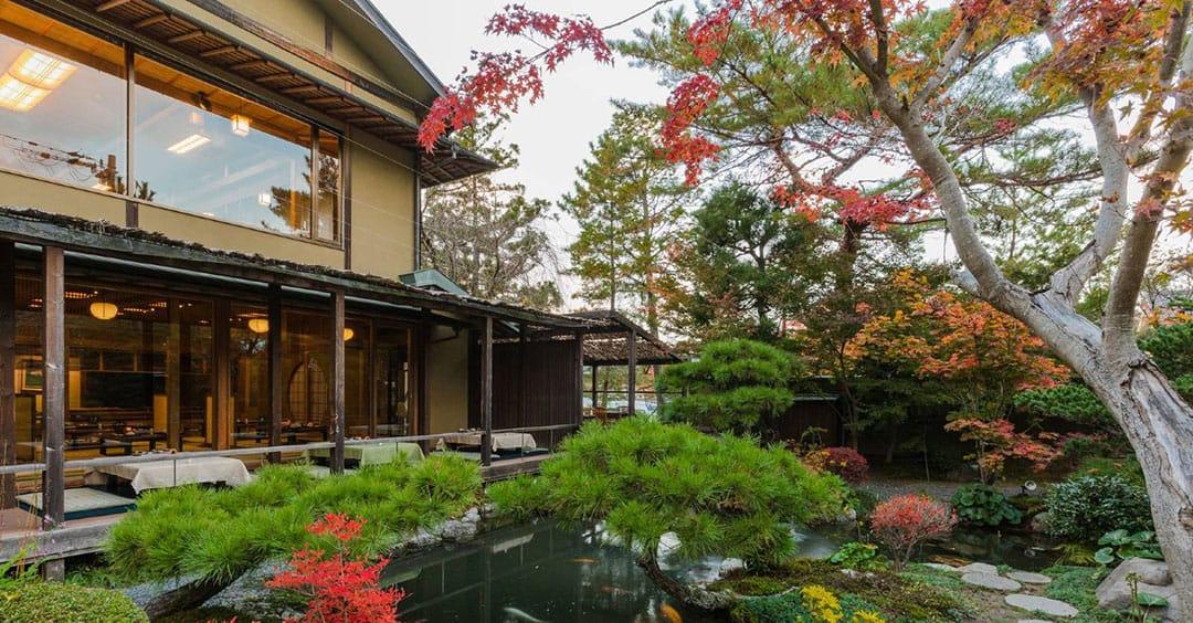Kyoto Nanzenji Garden Ryokan Yachiyo Review